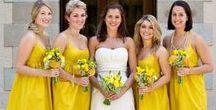 The Perfect Party in Yellows ♪♫ / Welcome Yellows: Custard,Vanilla, Lemon, Van Gogh, Mustard, Naples, Maize,  Amber, Saffron,Lemon Zest ...
