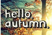 Celebrating Autumn ♣♣