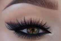 Edgy Eyes / Gorgeous eye makeup inspiration
