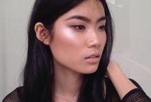 Au Naturale / Natural and nude glamour looks for inspiration!