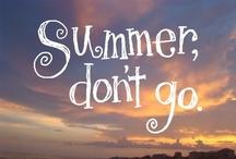 Celebrating Summer ♣♣