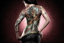 Tattoos & Body art / For character creation