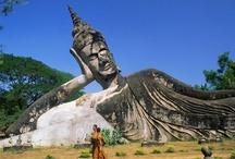 Korean Peninsula , Cambodia, Laos, Burma (Myanmar), Vietnam  ☼