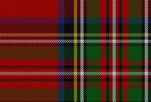 A Scotsman's Plaid / by Kathie Hayes