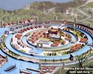 Atlantis / A fascinating myth and its representations in modern culture and art.