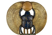 History: Ancient Egypt & Nubian: Jewelry / See also: History: Ancient Egypt & Nubian / by Ester GJ