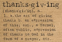 Give Thanks / by Whim So Doodle