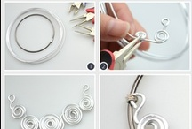 Jewelry Tutorials / Tutorials, tips, techniques for jewelry making (NOT CLAY) / by flowerlily1
