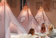 #Slumber / #Camping Party at Te Quiero Party / Slumber, Sleepover, Pajama , Camping Party
