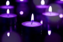 Candles / See the best and most beautiful candles in the world on our Pinterest!