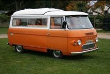 Commer TV Van / by Ant Stevens