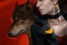 Art: Urban Fantasy & Steampunk