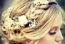 WEDDING HAIR / Wedding hair ideas and inspiration