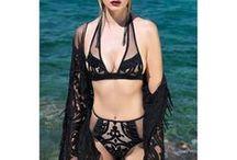 Swim, Resort & Cruise Wear / Swimwear, cover-ups, & resort-worthy fashions for your next cruise or resort vacation