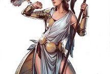 Art: Mythology & Fairy Tales