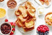 Breakfast, Snacks & Brunch