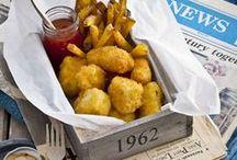 Street Cuisine - Street Food -