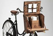 Bicycle Baskets & What Nots / Favorite Bike Baskets (and other carriers) to haul all your shizzle. We are Chicago Bicycle Company http://www.chicagobicyclecompany.com