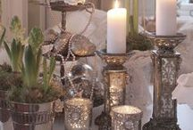 Home Decor / Chic home decor accents and inspiration