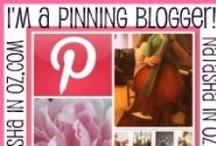 Pinning Bloggers / by Natasha in Oz @ natashainoz.com
