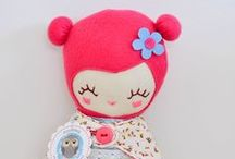 Designer Toys and Childhood Memories / Some toys are just made for the inner child in the adult. / by Melody