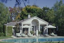 """My Fantasy Hollywood Regency Style Home / """"The gift of fantasy has meant more to me than my talent for absorbing positive knowledge.""""--Albert Einstein"""