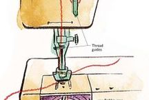 That's sew, cool! / I don't have a sewing machine (yet), but when I do...things will be sew cool. / by Melody