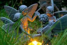 Garden Statues / by Sheila Ridgway