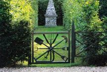 Gates to the Garden