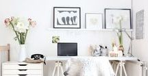 Home // Home Office Inspiration