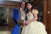 Once Upon a Time / OUAT is my absolutely favorite show.  And Rumple and Belle are my favorite couple