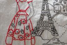 embroidery / Beautiful or interesting embroidery