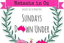 Sundays Down Under Linky Party / Join me each Sunday at the Sundays Down Under Linky Party & share YOUR projects, recipes, tutorials, DIY, blogging tips, and freebies. / by Natasha in Oz @ natashainoz.com