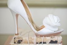 Bridal Footwear / Styles we think would look perfect with our gowns!