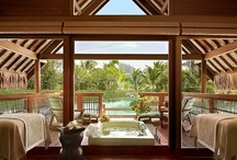 Spa in Tahiti and Her Islands