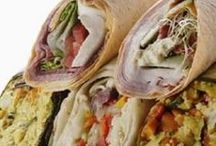 Recipes: Let's do lunch! / Because those $5 foot-longs can make a hole in my purse.  / by Melody V