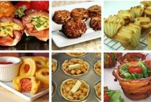 Recipes: SNACK on this! APPETIZE(r) on that! / Snacks and appetizers I should/could/would, make! / by Melody V