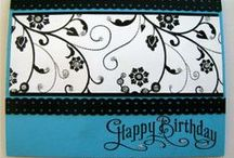 Card making: Birthday / by Isabelle Potter @ IzzyCards