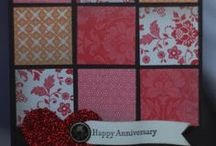 Card making: Anniversary / by Isabelle Potter @ IzzyCards