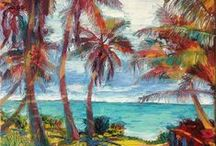 Arts / Tahitian artists
