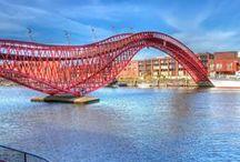 Köprüler / Dünyanın en güzel ve en ilginç köprü resimleri