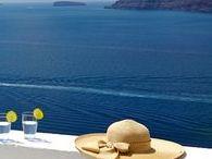 Travel: Santorini