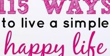 Positiv Vibes | Motivation | Affirmations / Happy Life - Her mit dem schönen Leben