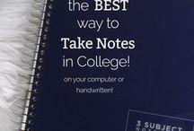 Studium - studieren ~ studying - uni