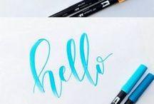 Stifte, Pens & Pencils / Stifte, Füller, Kugelschreiber, Marker, Füllfederhalter und womit man sonst noch Notizen aufschreiben kann...