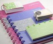 Disc binding, Atoma System, Arc System & Happy Planner / Inspirationen zu Scheiben gebundenen Notizbüchern (Disc bound notebooks) z.B.: Atoma System, Arc System & Happy Planner; ebenso Ringbücher