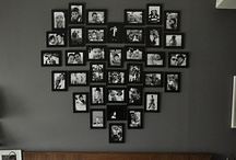 Mirrors and frames and other wall hangings