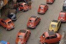 I love Fiat 500s / by Flo E Cha