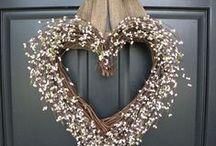 Wreaths! / by Michelle Trammell