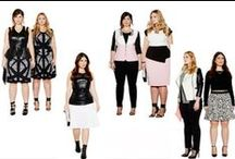 Get Your Plus-Size On / Our favorites in plus-size fashion.